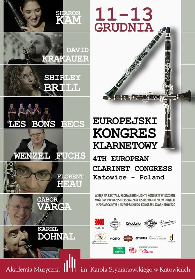 4 kongres klarnecist�w Katowice