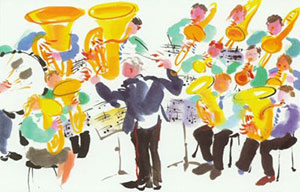 Festiwale orkiestr dętych