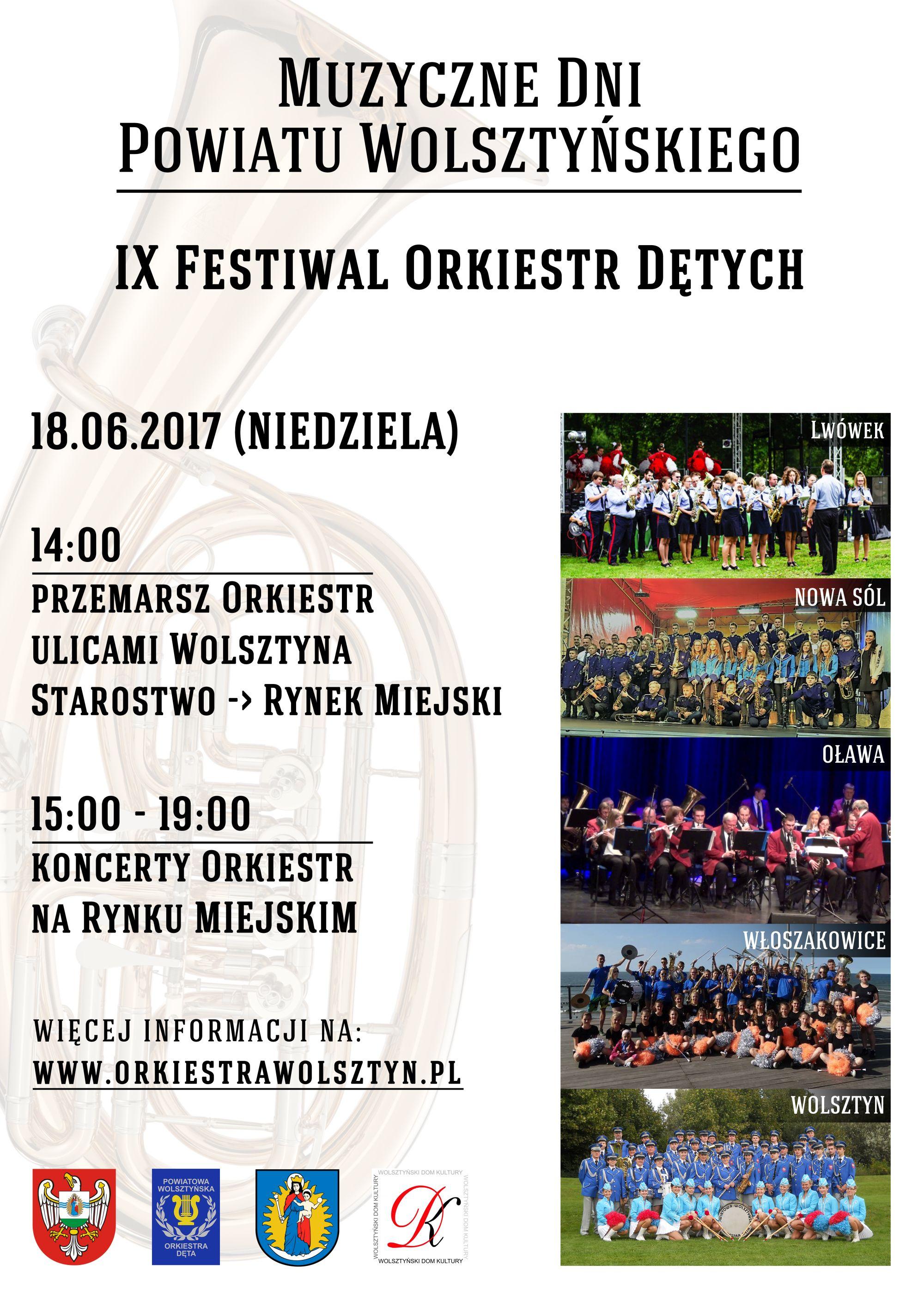 festiwal orkiestr wolsztyn