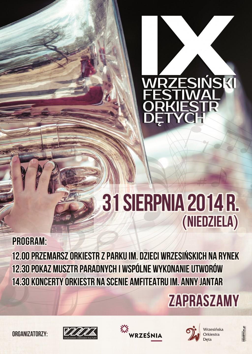 Festiwal Wrzesnia 2014